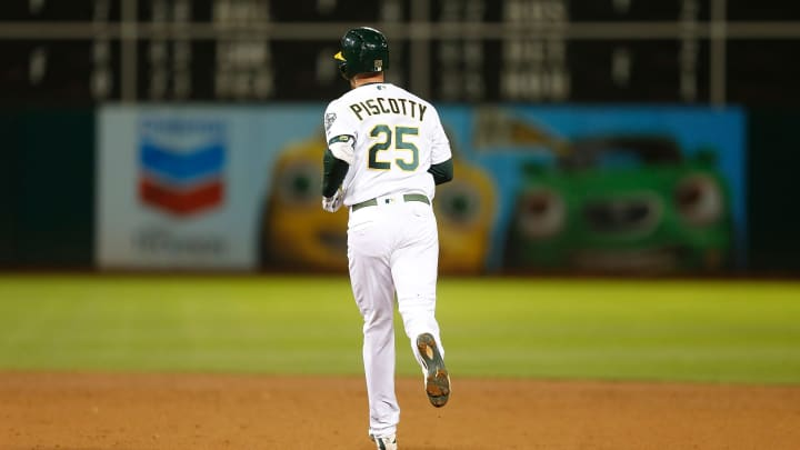 The St. Louis Cardinals traded Stephen Piscotty to the Oakland Athletics in 2017.