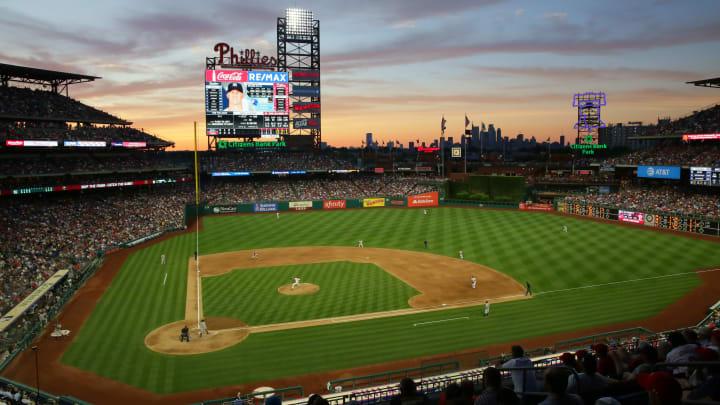 Citizens Bank Park, home of the Philadelphia Phillies