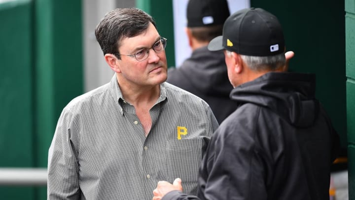 Pittsburgh Pirates owner Bob Nutting