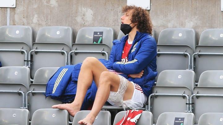 FC Arsenal: David Luiz wird seinen auslaufenden Vertrag nicht verlängern