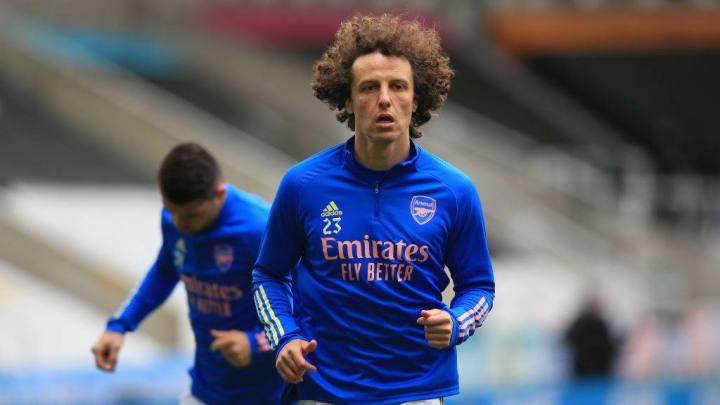 David Luiz Arsenal  Flamengo Negociação Gávea