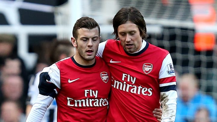 Nine Former Arsenal Players Who Never Reached Their Potential