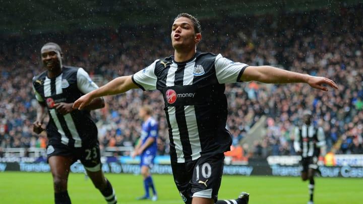 Hatem Ben Arfa was a hit at Newcastle