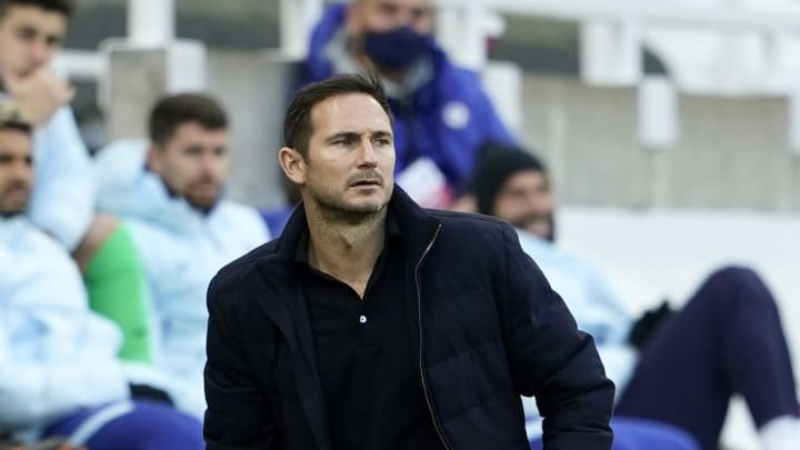 Lampard was delighted with another three points for the Blues