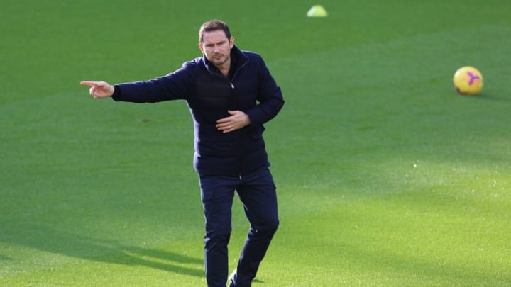 Lampard pointing the way to the Premier League summit