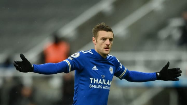 Jamie Vardy is a Leicester hero, but does he need help?