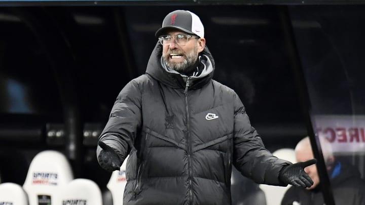 Jurgen Klopp's Liverpool are struggling to get results