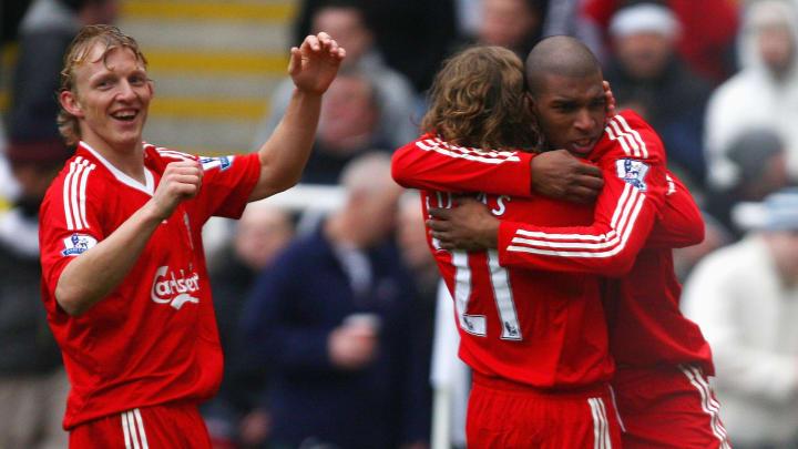 Ryan Babel was among the scorers as Liverpool smashed Newcastle