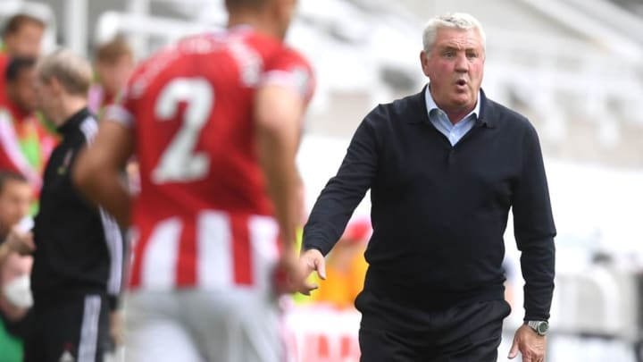 Steve Bruce has proved the doubters wrong this season
