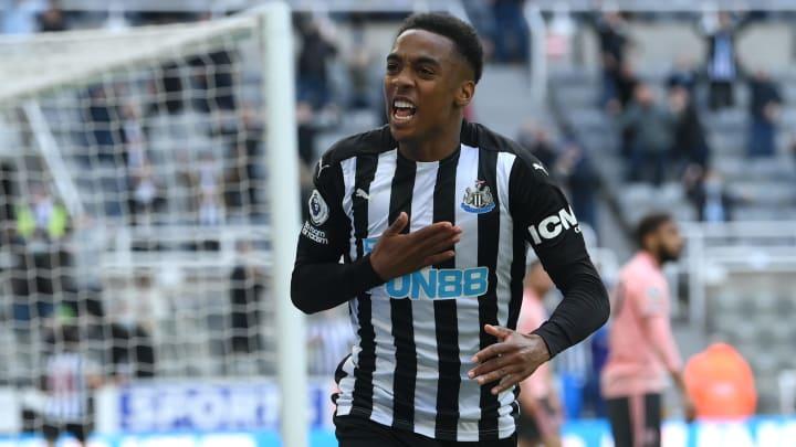 Willock impressed at Newcastle last season