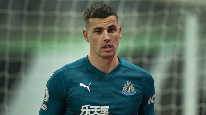 Darlow has been in fine form this season
