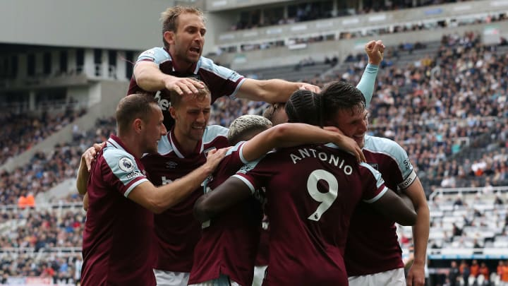 West Ham were just too much for Newcastle