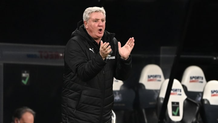 Steve Bruce is fighting to save Newcastle from relegation