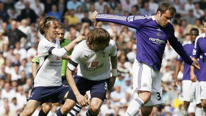 Newcastle's Australian striker Mark Vidu