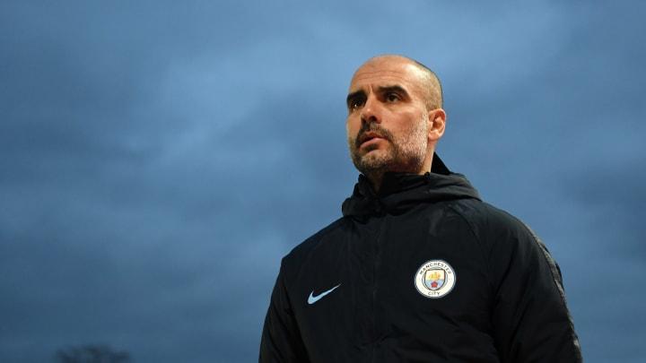 Pep Guardioa sieht sich in Manchester noch nicht am Ende.