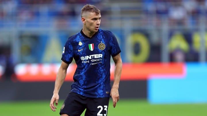 Inter hope to extend Nicolo Barella's contract