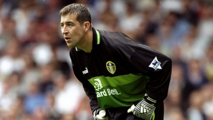 Nigel Martyn was a colossal figure at Leeds