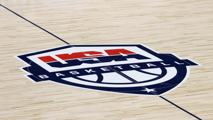 Team USA men's basketball schedule for 2021 Olympics.
