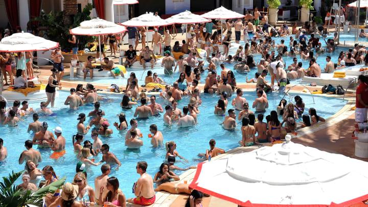 Encore Beach Club, Wynn Las Vegas