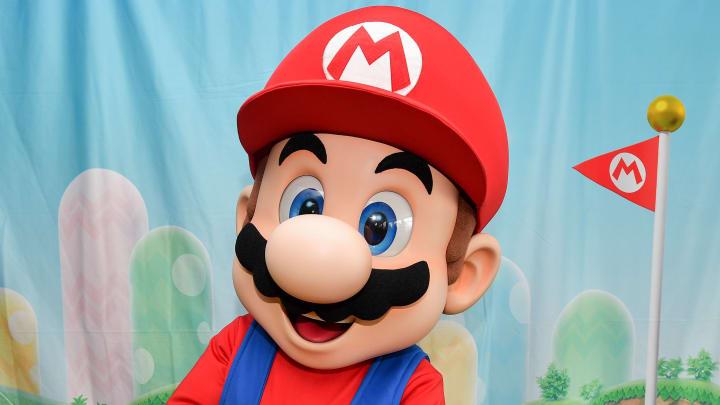 Mario, Nintendo, Southwest Airlines