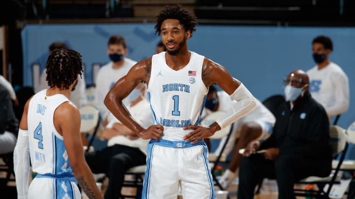 North Carolina vs Georgia Tech spread, odds, line, over/under, prediction and picks for Wednesday's NCAA men's college basketball game.