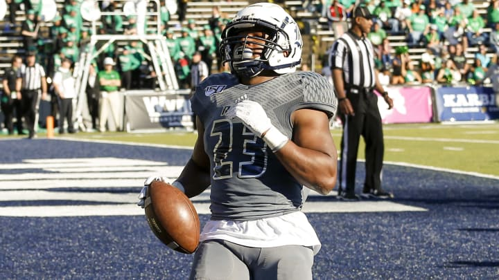 Rice vs Marshall odds, spread, prediction, date and start time for Week 14 NCAAF matchup.