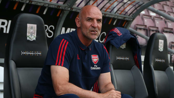 Bould is set to leave Arsenal
