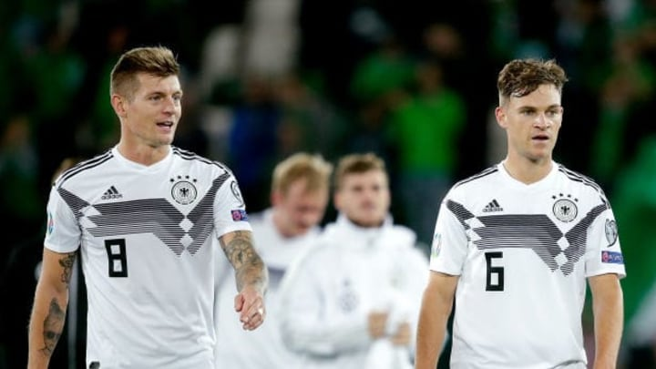 Germany's midfield options are stacked