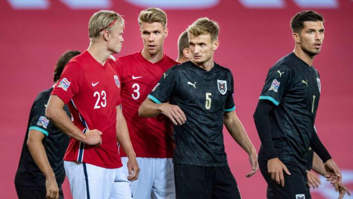Norway v Austria - UEFA Nations League