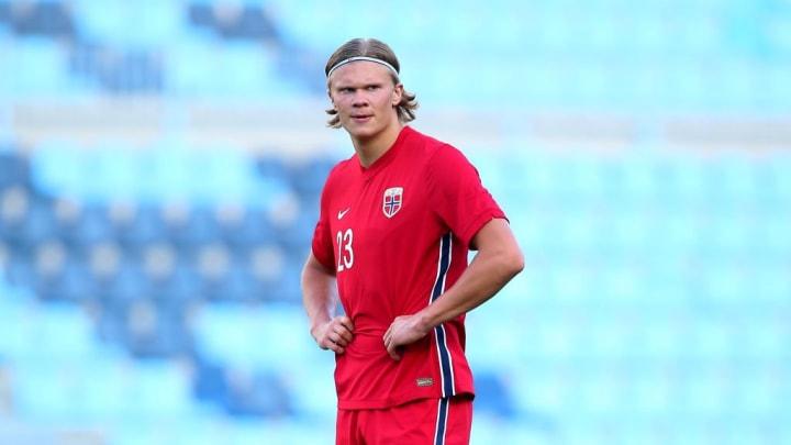 Erling Haaland Noruega Borussia Dortmund Alf-Inge