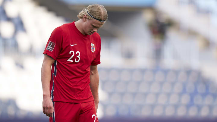 Cadê o Haaland? A Noruega tomou um avassalador 3 a 0 da Turquia nas Eliminatórias Europeias para a Copa do Mundo de 2022.