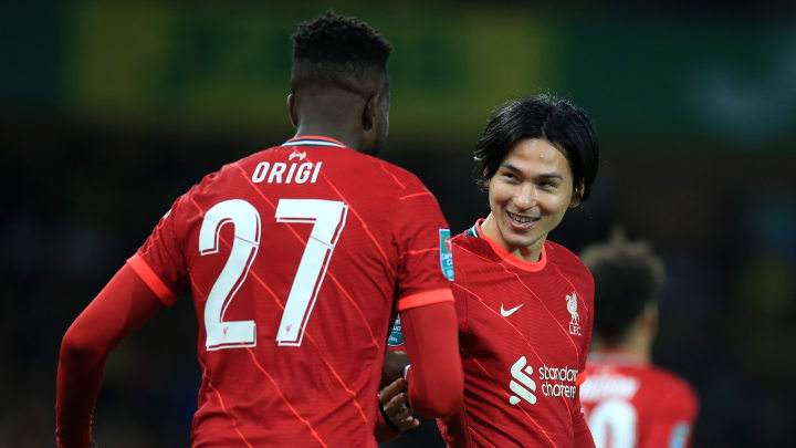 Norwich 0-3 Liverpool: Player ratings as Reds cruise into round four