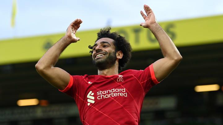 Mo Salah soll bei den Reds zum Topverdiener aufsteigen
