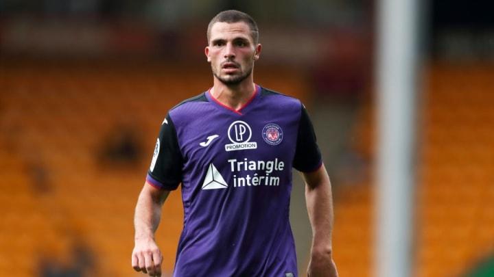 Quentin Boisgard a signé jusqu'en 2024 avec le FC Lorient