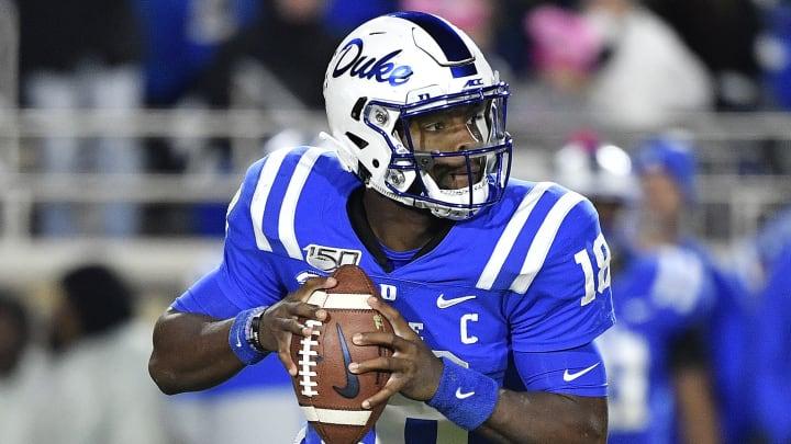 Boston College vs Duke prediction, picks, betting odds and spread for college football.