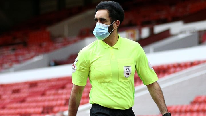 British Sikh referees Bhupinder and Sunny Gill to make English football league history