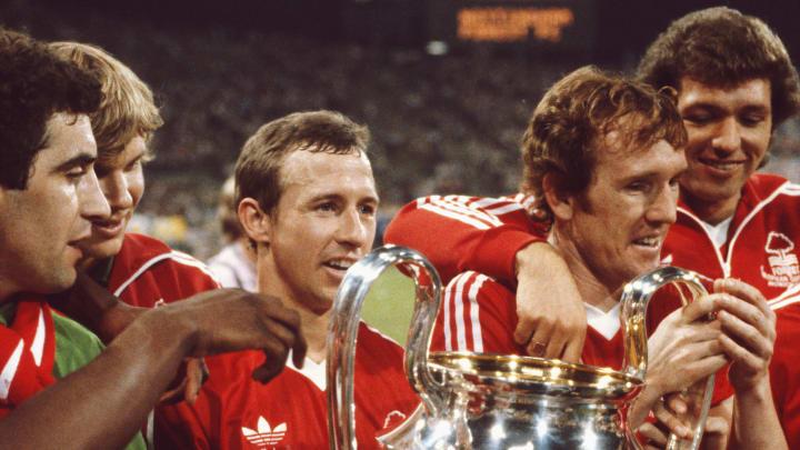 Zum Ende der 70er Jahre gehörte Nottingham Forest zur europäischen Elite