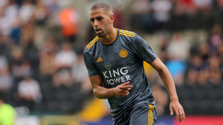 West Brom Weigh Up Move for Leicester Outcast Islam Slimani