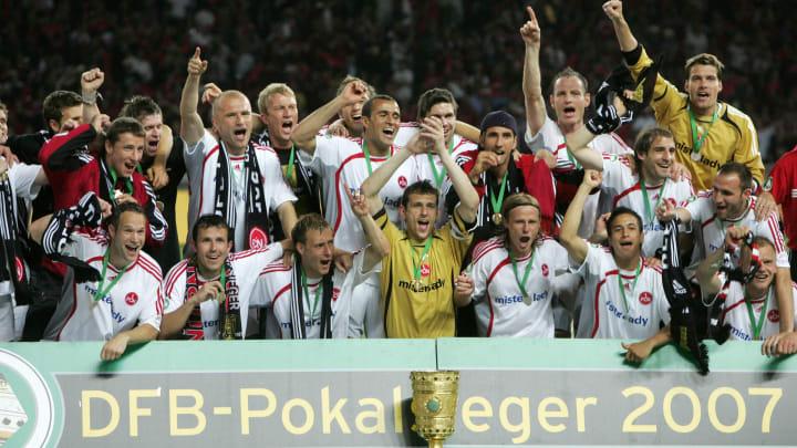 1. FC Nürnberg Pokalsieger 2007