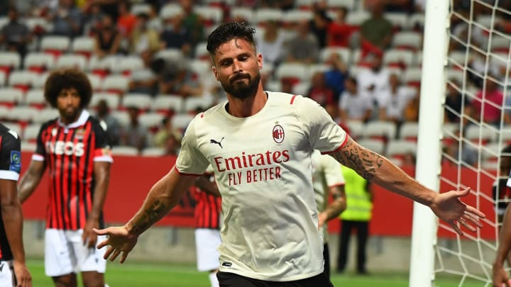 Olivier Giroud hopeful Hakim Ziyech will join him at Milan