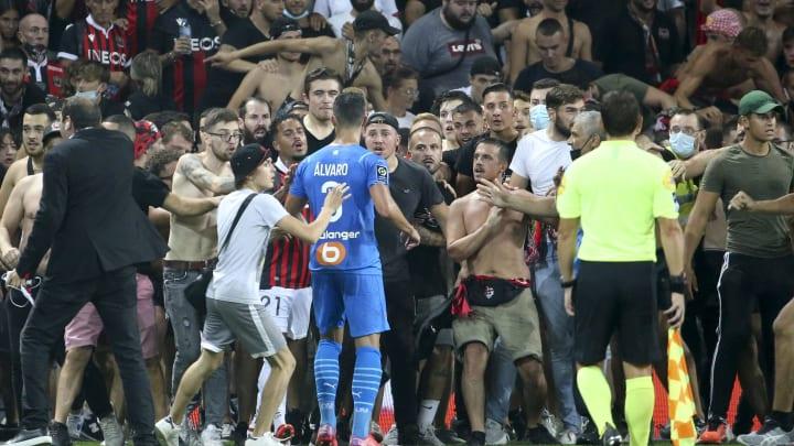 OGC Nice v Olympique Marseille - Ligue 1