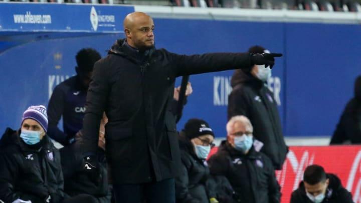 Grande destaque da Seleção Belga e do Man. City nos últimos anos, Kompany é treinador do Anderlecht.
