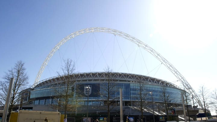 Im Londoner Wembleystadion finden die Halbfinals sowie das Endspiel der kommenden Europameisterschaft statt