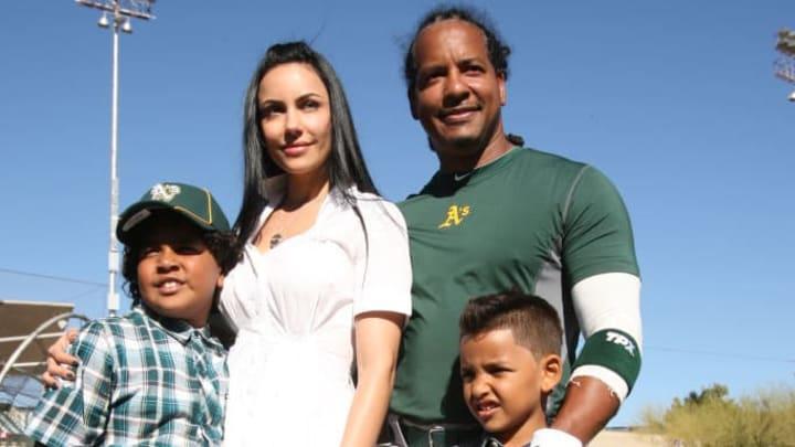 Ramírez nombró a sus dos primeros hijos de la misma manera