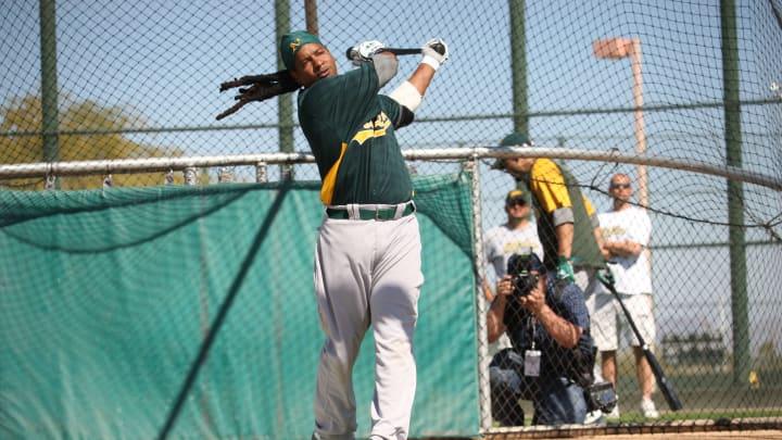 Manny Ramírez un pelotero que todavía golpea duro la pelota