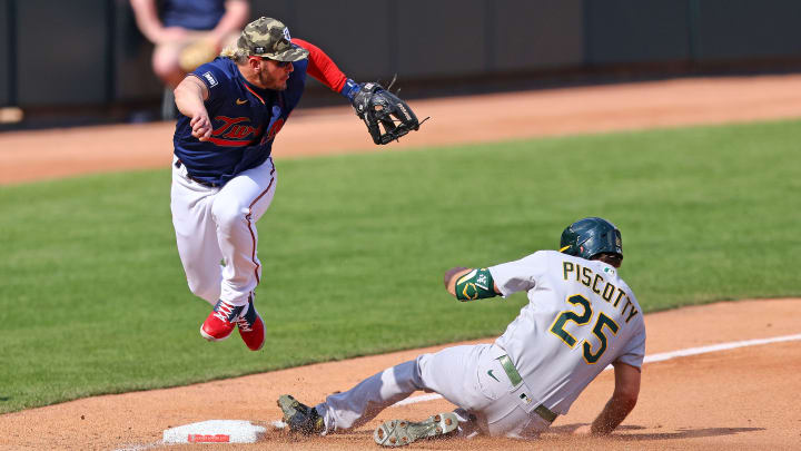 Oakland Athletics vs Minnesota Twins prediction and MLB pick straight up for today's game between OAK vs MIN.