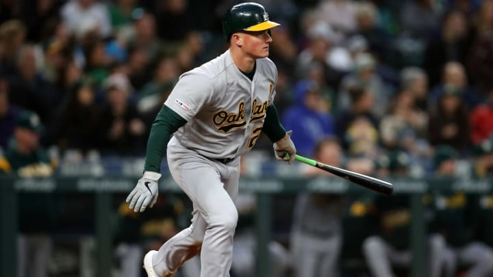 Braves and A's Could Ignite MLB With This Surprise Trade for Chad Pinder