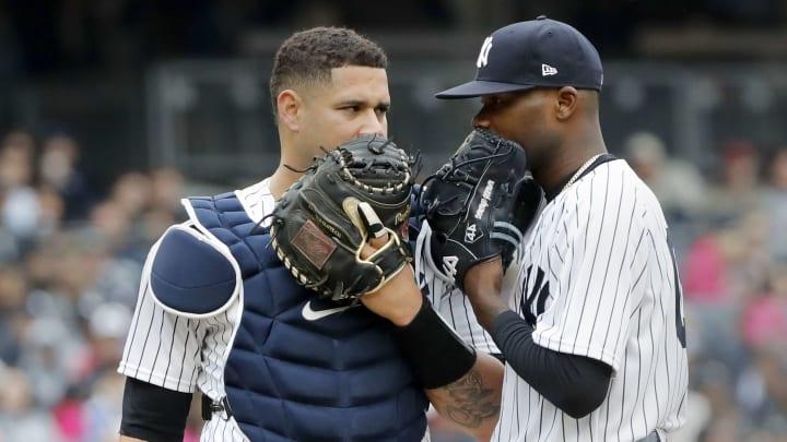 Sánchez et Germán travaillent au LIDOM pour regagner la confiance des Yankees