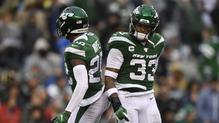 NY Jets, Jamal Adams, Marcus Maye