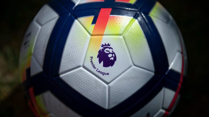 Official Premier League Match Ball